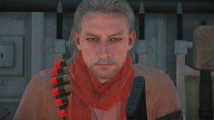 Revolver ocelot Metal Gear Solid