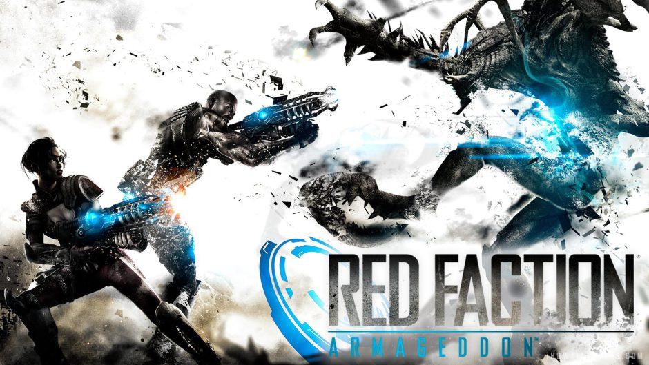 Descarga GRATIS este mes Red Faction Armageddon