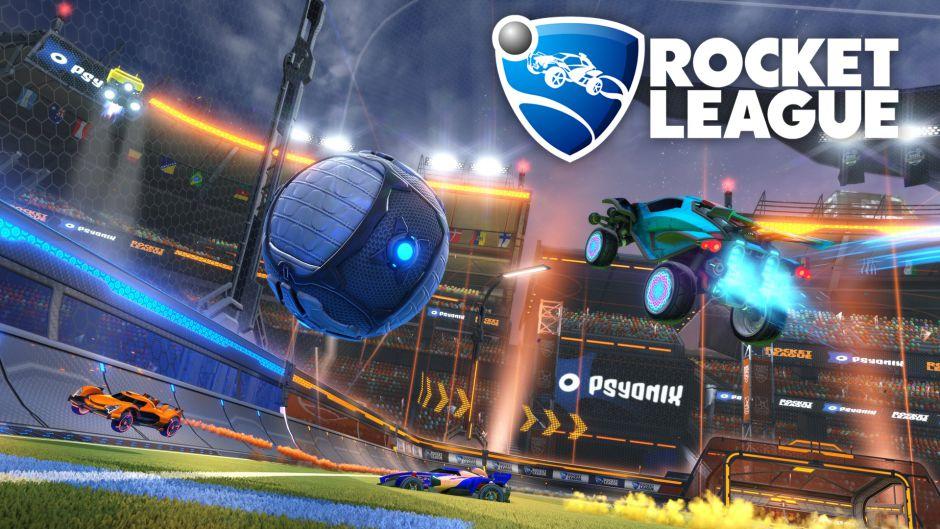 Rocket League se volverá free to play al llegar a la Epic Games Store