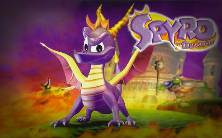 """Insomniac habla sobre el posible remake de Spyro: """"Es cosa de Activision"""""""