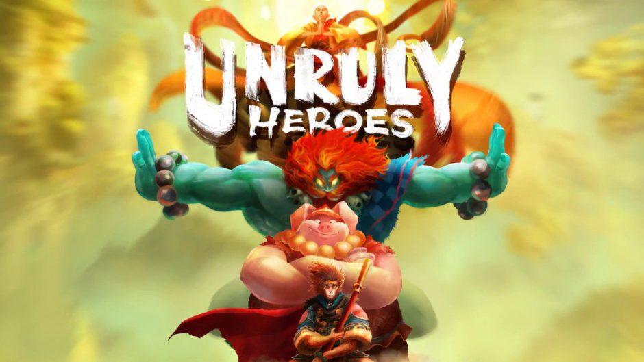 El nuevo tráiler de Unruly Heroes nos presenta al personaje Ki Hong