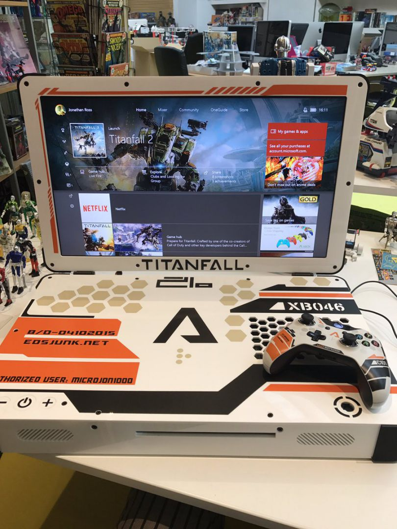 xbook titanfall