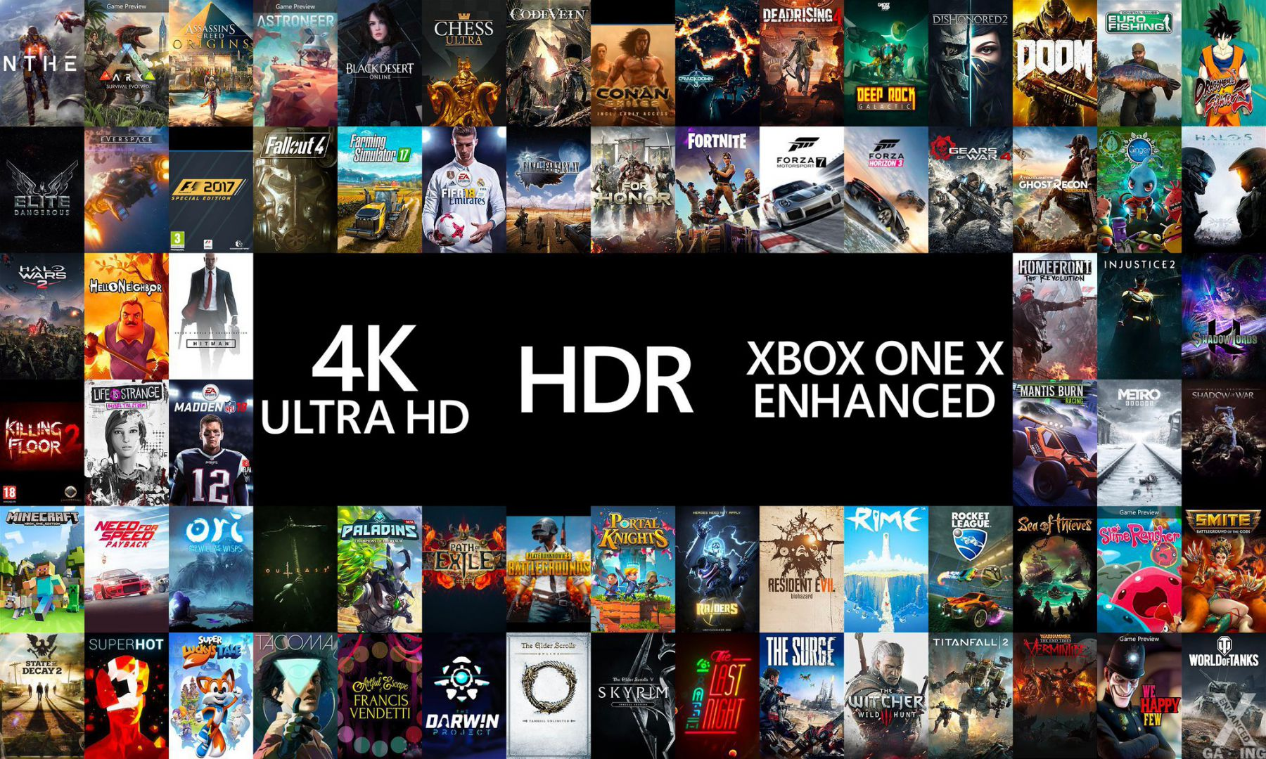 Xbox Enhaced