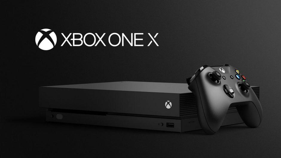 Xbox One X Project Scorpio Edition agotada en España