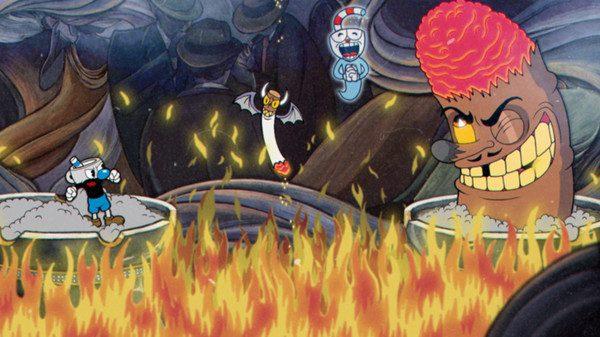 Nuevas imágenes de Cuphead, la magia hecha videojuego 5