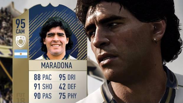 EA Sports ficha a Ronaldinho para FIFA 18 en ICONS Stories