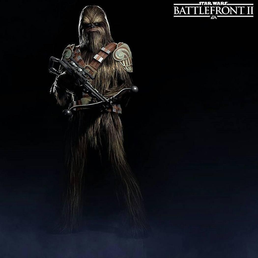 EA desvela los personajes especiales en Star Wars Batllefront II