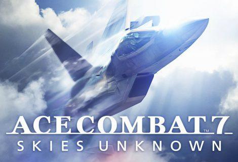 Nuevo trailer, ediciones, pase de temporada e incentivos por reserva de Ace Combat 7