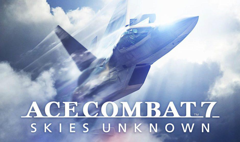 [ACTUALIZADA] Nuevo trailer de Ace Combat 7: Skies Unknown
