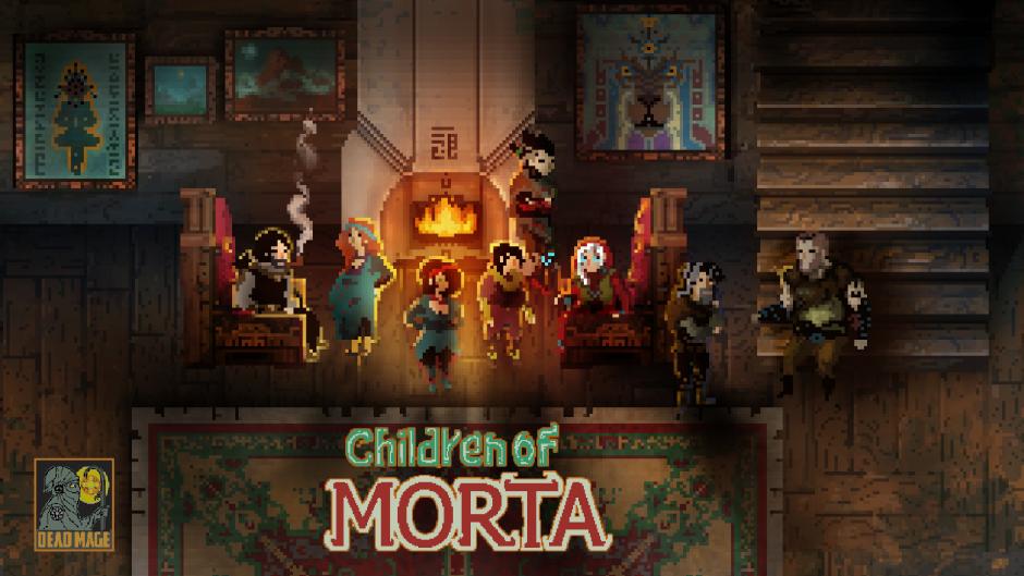 Children of Morta recibe por fin su fecha de lanzamiento