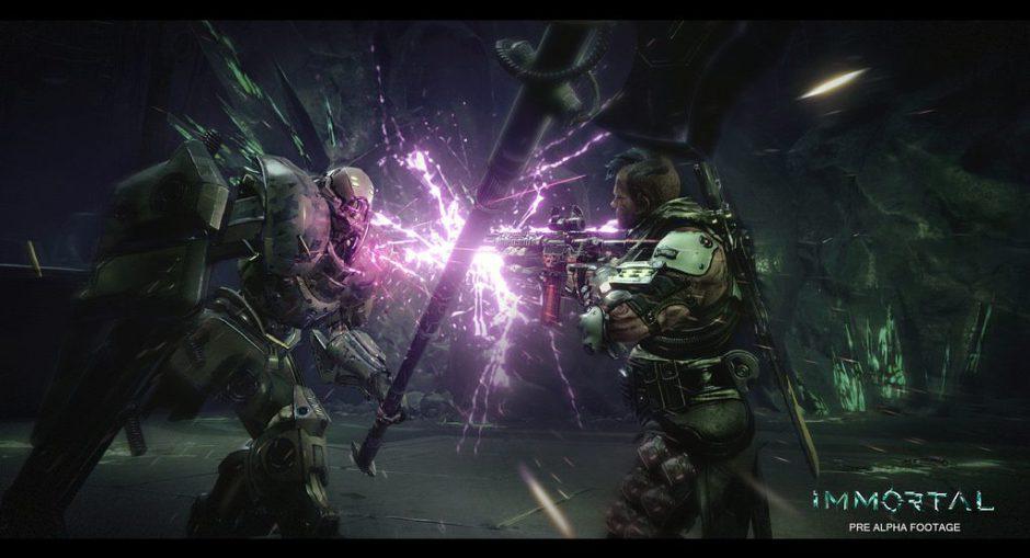 """En 2018 llegará Inmortal Unchained, un nuevo juego estilo """"Souls"""""""