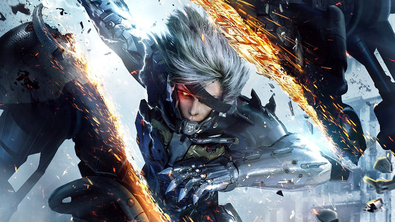 Metal Gear Rising Generacion XBox Retrocompatibles