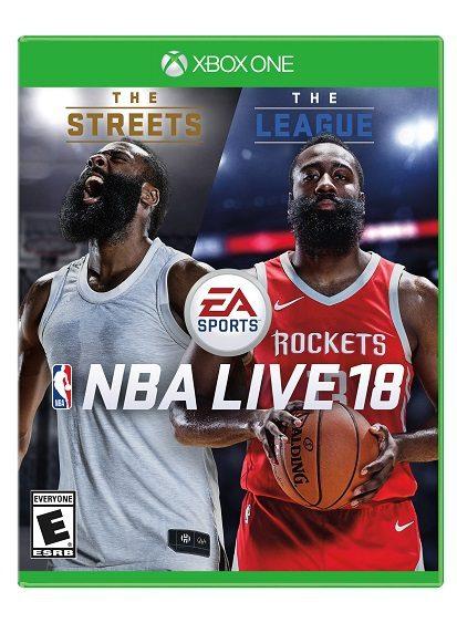 Así es la demo de NBA Live 18 que puedes descargar desde hoy