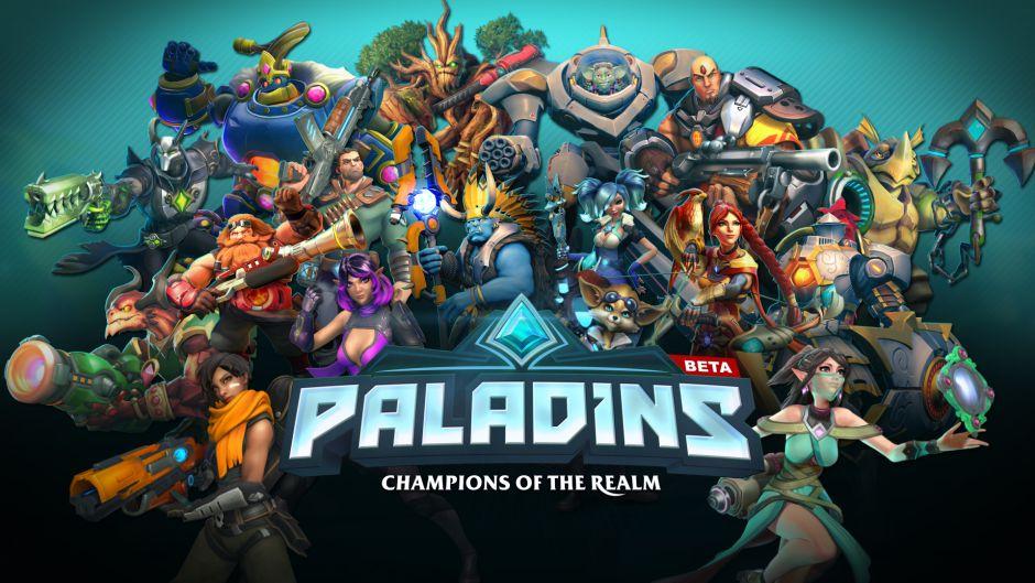 Los torneos eSports de Paladins solo se podrán ver en exclusiva por Mixer