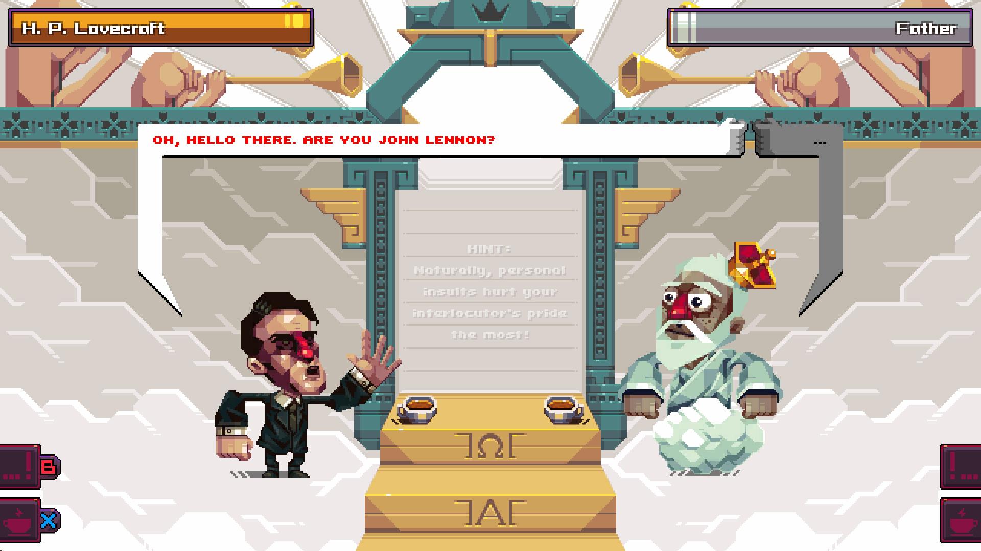 The Insult Simulator