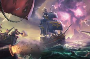 Rare nos explica el single player de Sea of thieves y su parche para Xbox One X