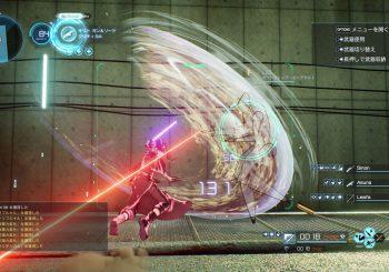 Nuevo gameplay de Sword Art Online: Fatal Bullet