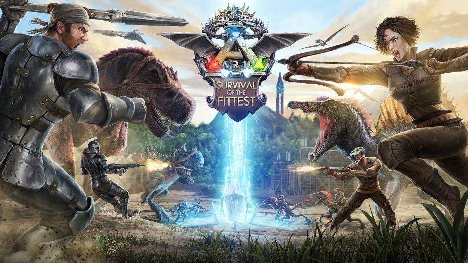 Epic Games Store: ARK Survival Evolved será el próximo juego gratuito