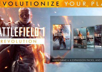 Consigue Battlefield 1 Edición Revolution + Battlefield 1943 por 1,79€