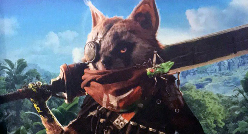 Se filtra Biomutant el posible nuevo juego de acción-RPG de THQ Nordic