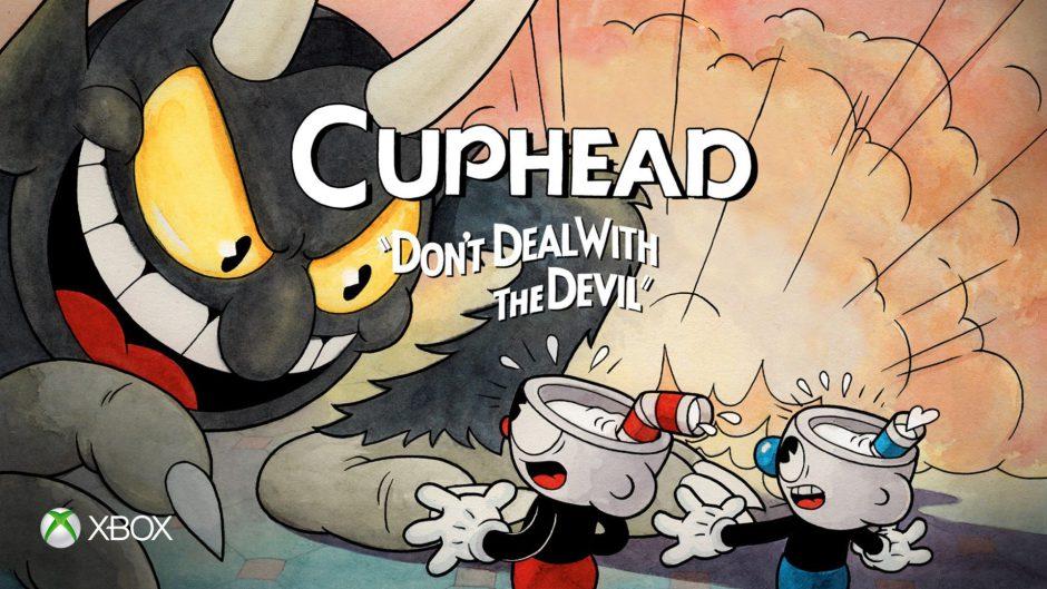 Un mando basado en Cuphead llega a Xbox Series