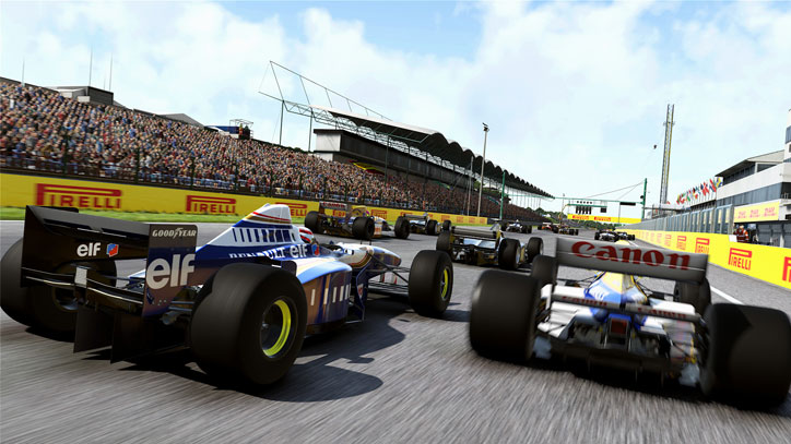 Análisis de F1 2017
