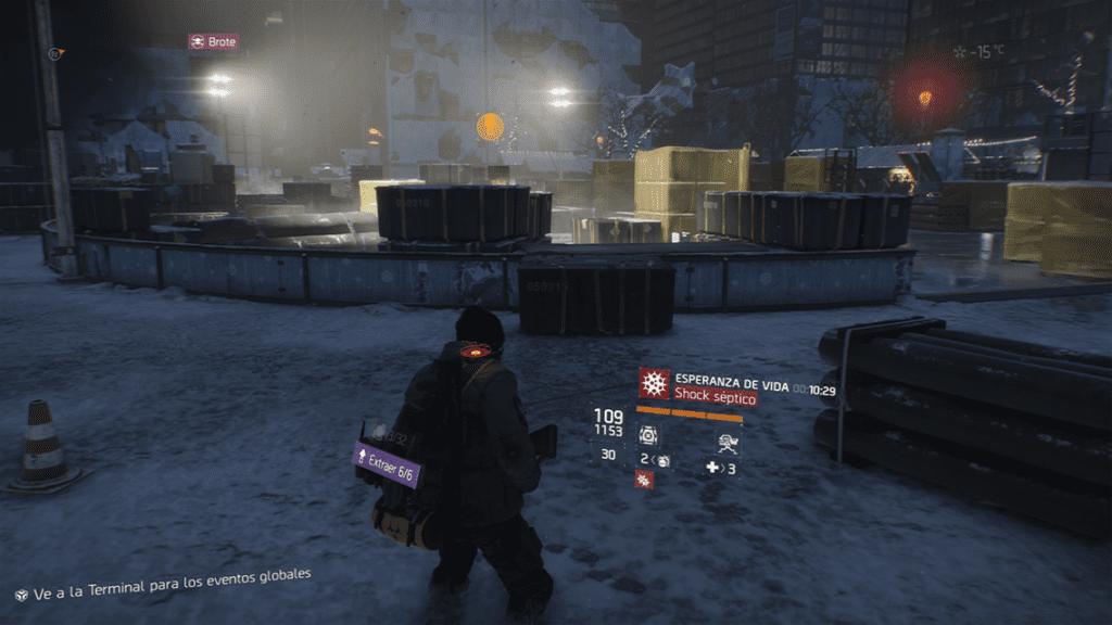 Guía del modo Supervivencia para los agentes de The Division de la Segunda Oleada