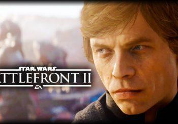 Electronic Arts presenta el tráiler en castellano: Star Wars: Battlefront II, más allá de la historia
