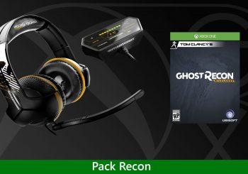 Sorteamos el Pack Recon para los usuarios de Xbox
