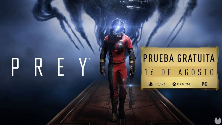 Prey cuenta desde hoy con una prueba gratuita en Xbox One