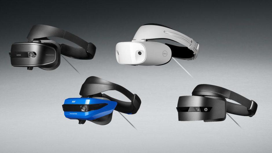 Microsoft sigue sin tener planes de lanzar un dispositivo VR para Xbox