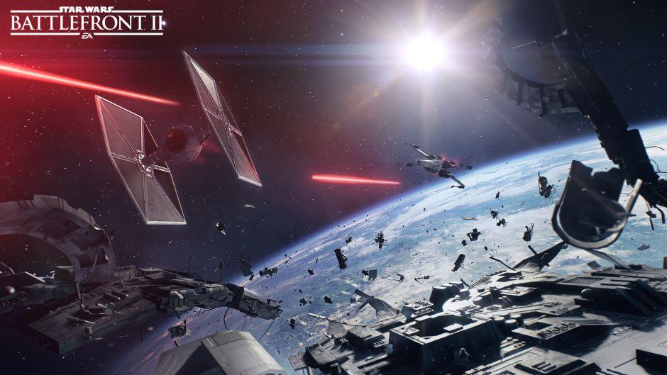 Espectacular trailer para la Gamescom de Star Wars Battlefront II