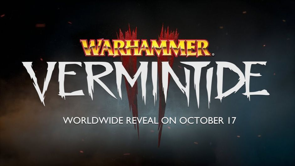 Se anuncia Warhammer: End Time – Vermintide II con un teaser