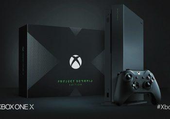 Xbox One X gana el premio al Mejor Hardware de la Gamescom 2017