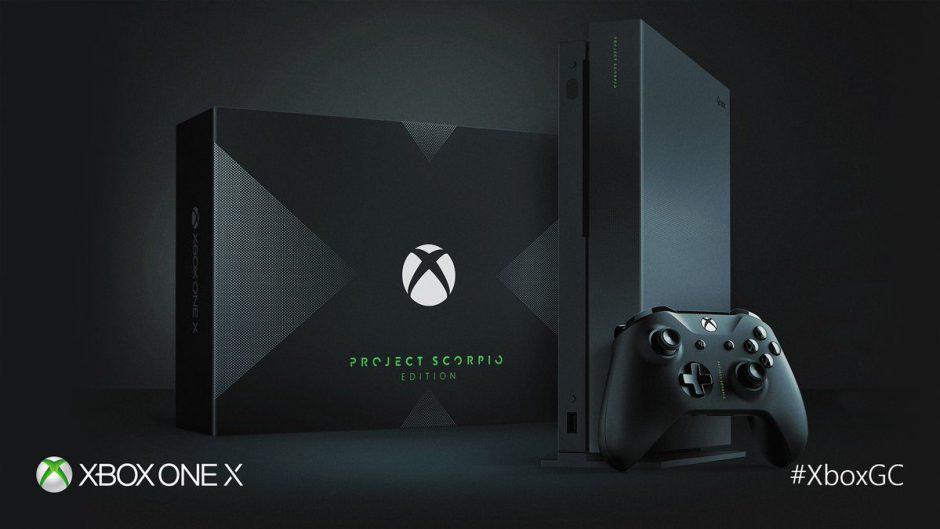 La especulación con Xbox One X ya ha comenzado y Gamestop se sube al carro