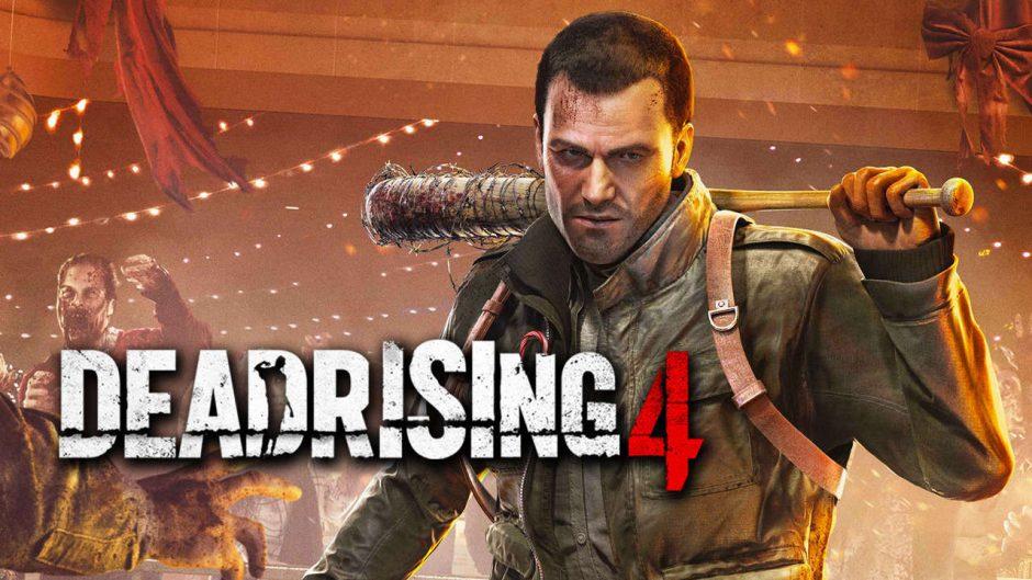 Capcom prepara una gran actualización para Dead Rising 4