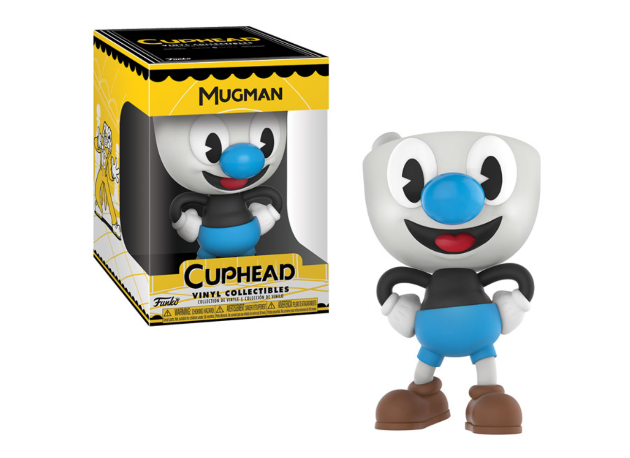 Funko anuncia una línea de figuras de Cuphead