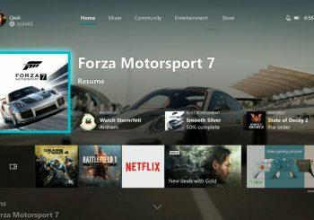 Ya puedes monitorizar tus descargas desde la guía de la interfaz Xbox