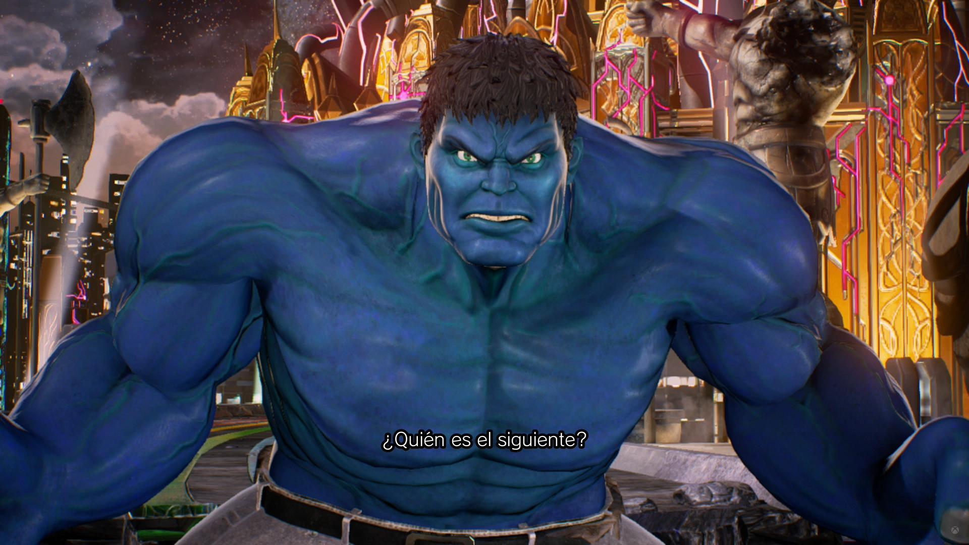 Análisis de Marvel vs Capcom: INFINITE