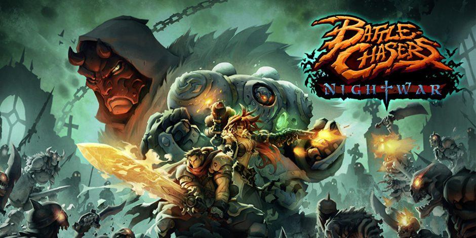 Anunciada fecha de lanzamiento de Battle Chasers: Nightwar