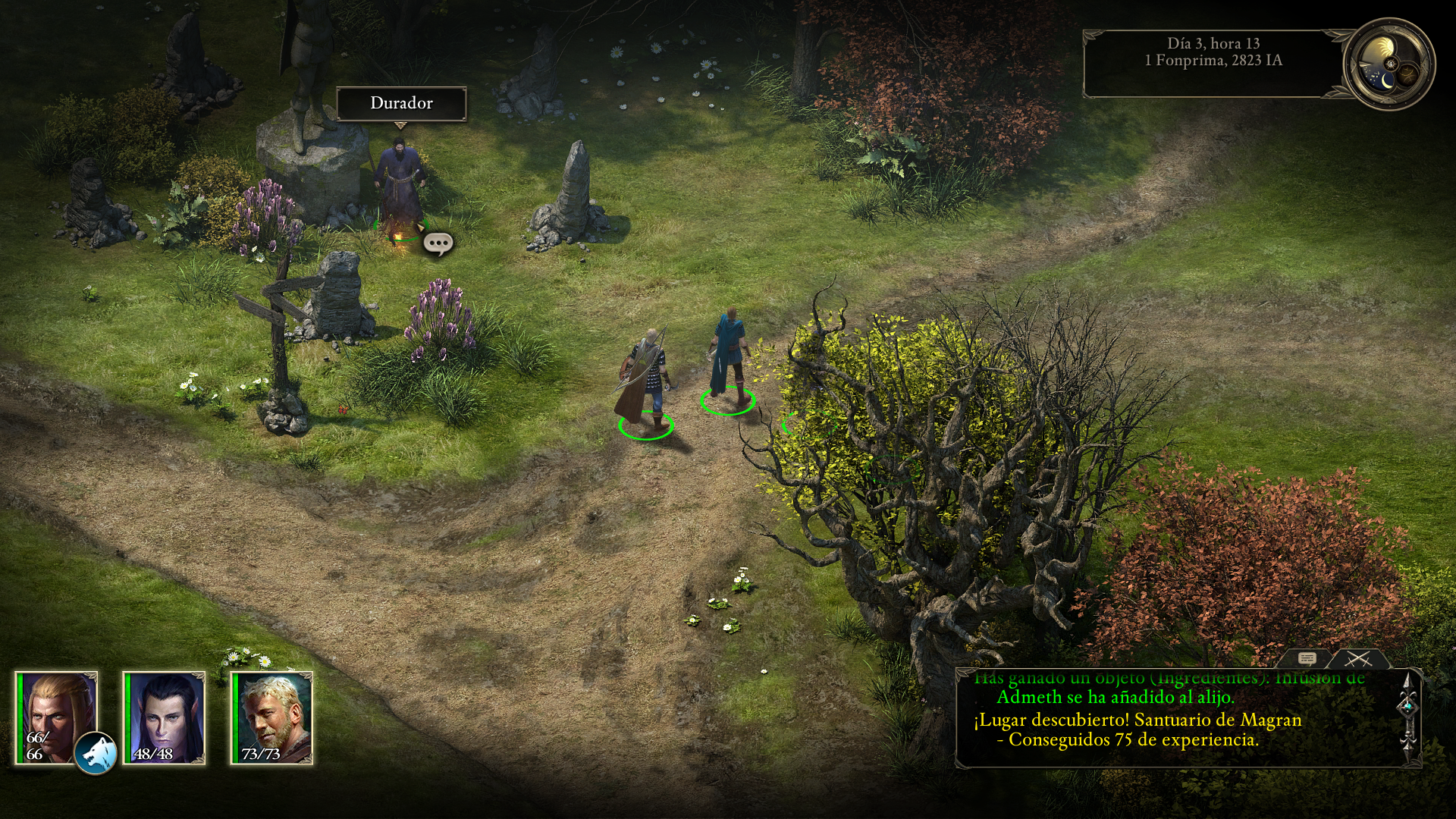 Análisis de Pillars of Eternity: Complete Edition