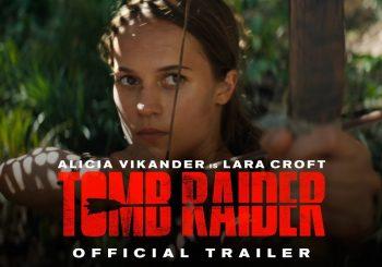 Tomb Raider, la película, luce exactamente como el videojuego