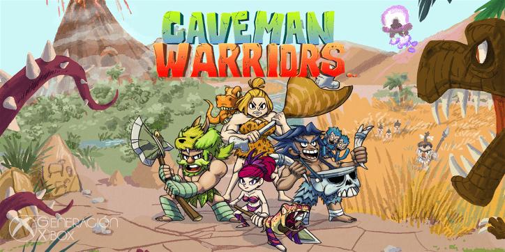 Caveman Warriors