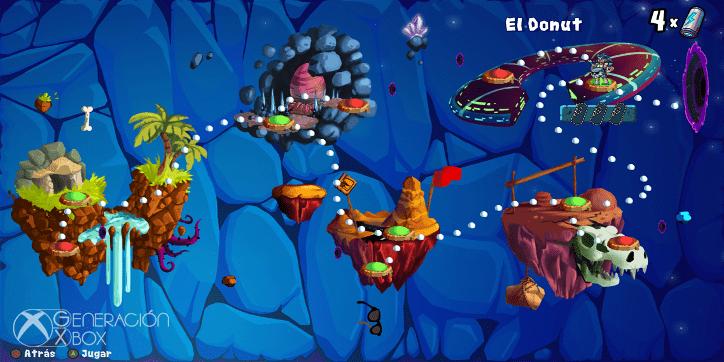 Análisis de Caveman Warriors - Caveman Warriors puede considerarse como precuela del excelso Joe & Mac: Caveman Ninja. Mezcla el plataformeo y la acción con acierto y su dificultad es tan endemoniada como la que predominaba en las máquinas de los salones recreativos de antaño.