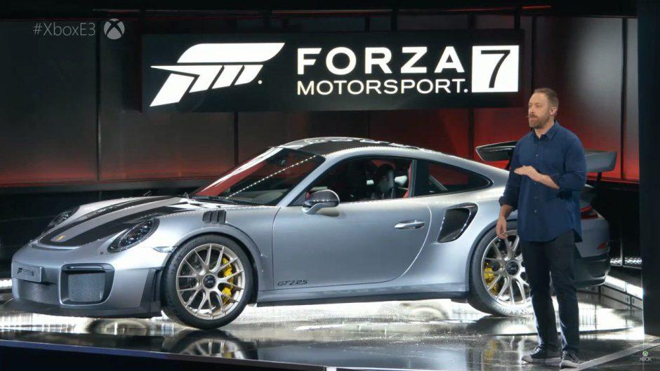 Forza Motorsport 7 actualiza su sistema de colisiones