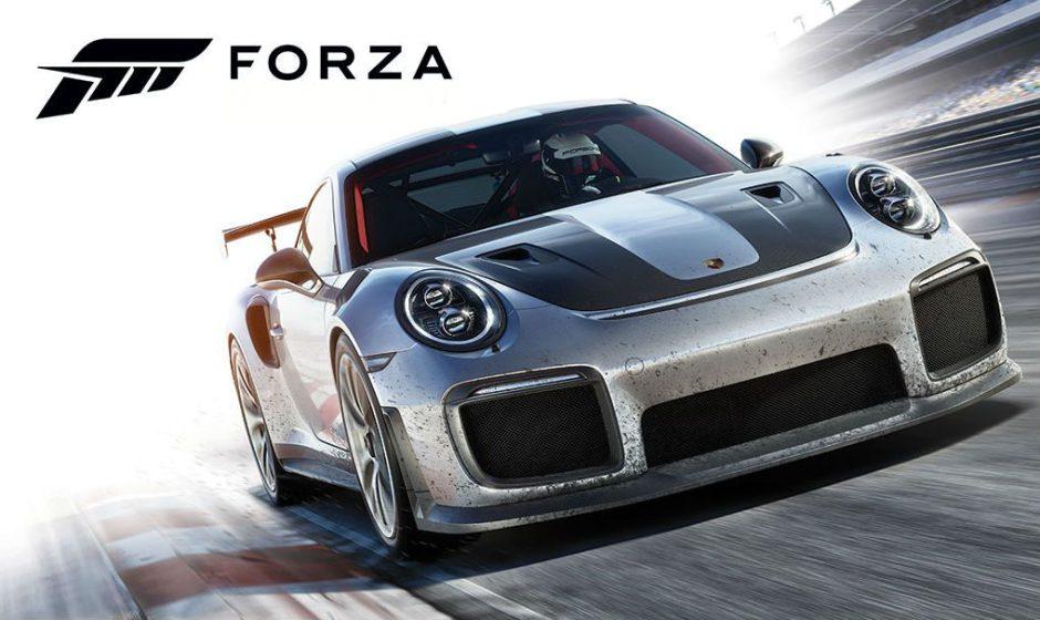 Forza es una franquicia con 5 millones de jugadores activos
