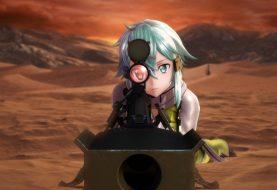Sword Art Online: Fatal Bullet recibirá una gran actualización gratuita el 3 de febrero