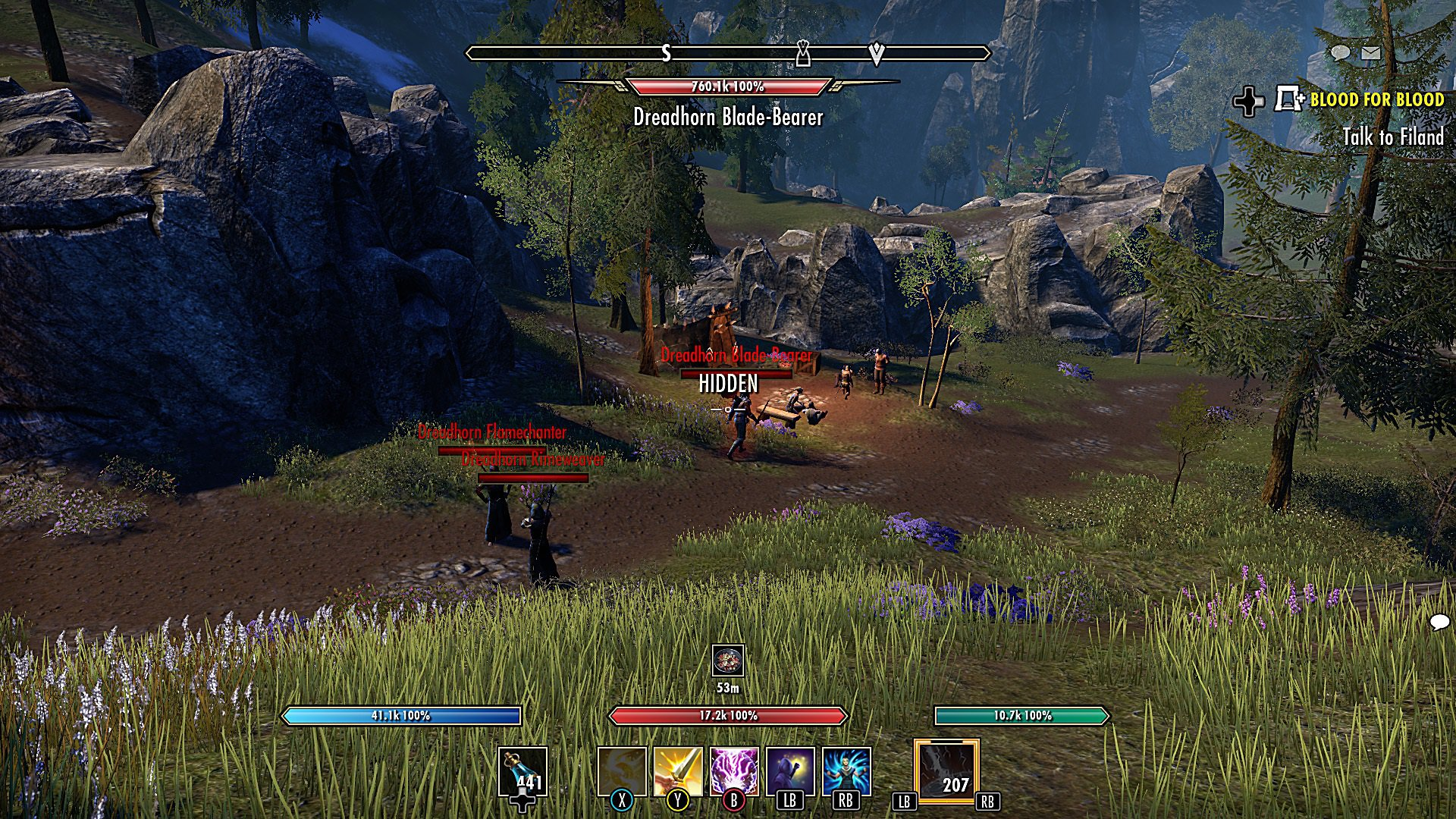 Análisis de The Elder Scrolls Online: Morrowind