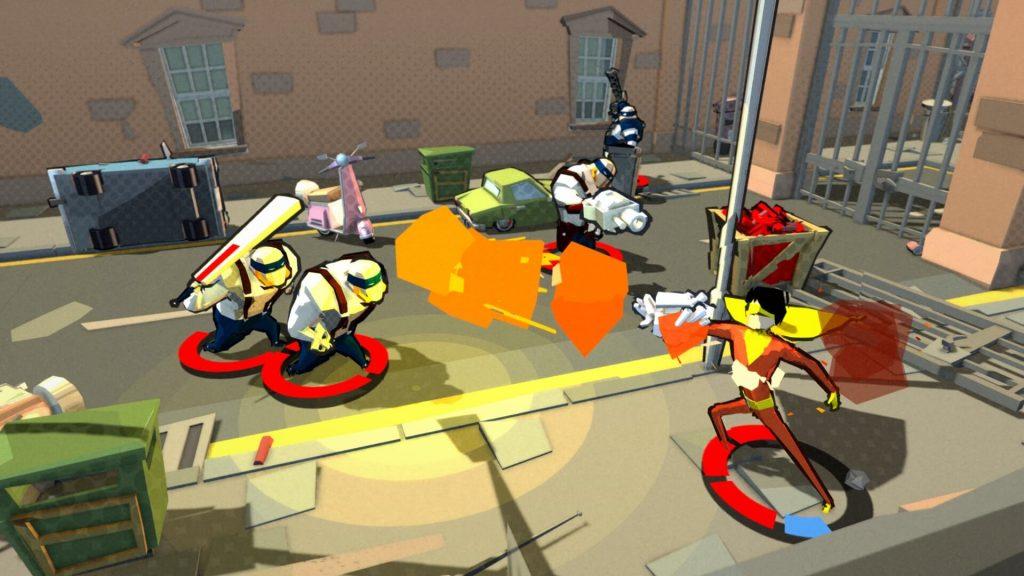 Deadbeat Heroes Gameplay