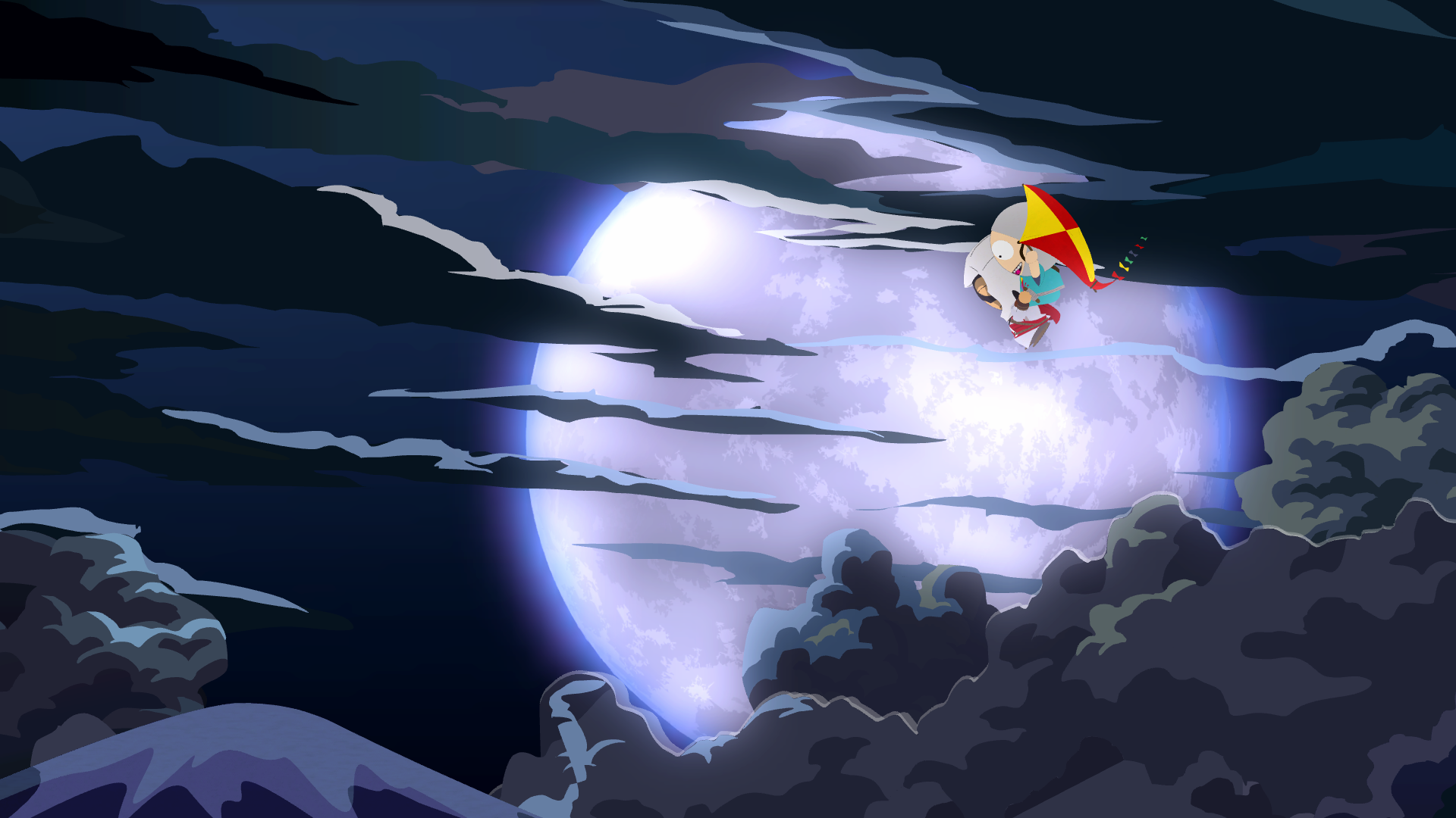 Análisis de South Park: Retaguardia En Peligro